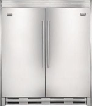 Frigidaire MRAD19V9KS / MUFD19V9KS Prestige Pair Model  With built-in trim kit 220-240 Volt/ 50-60 Hz
