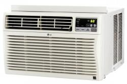 LG LW8012ER 8,000 BTU Window Air Conditioner with Remote FACTORY REFURBISHED (ONLY FOR USA)