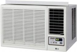 LG LW7012HR 7,000 BTU Window Air Conditioner with Heating Option and Remote FACTORY REFURBISHED (ONLY FOR USA )