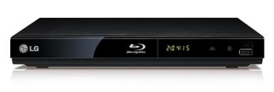 LG BP200 Blu-Ray Disk Player with Smart TV, Wi-Fi Built-In FACTORY  REFURBISHED (ONLY FOR USA )