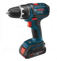 Bosch DDS181-02 Driver Drill 18V 220-240 volts