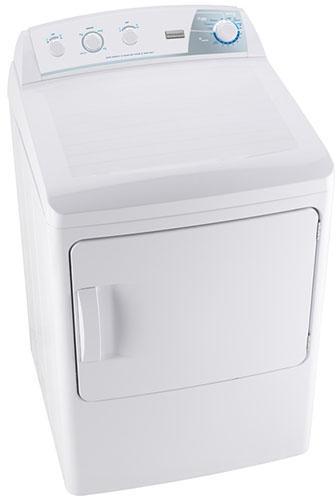 frigidaire mkrn13fwawb white front load dryer volts 60hz