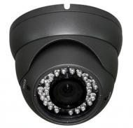 Soltech STO7001R Water & Vandalproof IR Outdoor Dome Camera BNC w/OSD 110 - 240 VOLTS