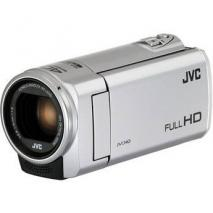 JVC Everio GZE100SE Full HD Camcorder (Pal, Silver)