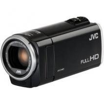 JVC Everio GZE100BE Full HD Camcorder (PAL, Black)