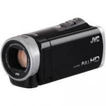 JVC Everio GZE300BE Full HD Camcorder (PAL, Black)