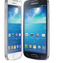 Samsung i9190 Galaxy S4 mini 3G Android Unlocked GSM Phone: BLACK