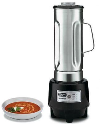 Waring WAHGB550EX Commercial Stainless Steel Blender 220-240 Volt/ 50-60 Hz