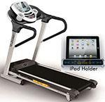 Multistar MTR79125 Home Use Motorized Treadmill 220-240 Volts/ 50-60 Hz