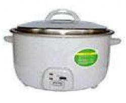 EWI TMTRC78 Commercial Rice Cooker 230 Volt/ 50 Hz