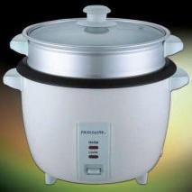 Frigidaire FD8018S Rice Cooker with Steamer 220-240 Volt/ 50-60 Hz