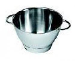 Z-Kenwood KE36386B Attachment Major Sized Stainless Steel Bowl with handles