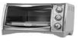 Black & Decker TRO4501 TOASTER OVEN 23 liters capacity 220-240 Volt/ 50-60 Hz