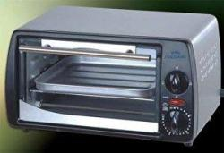 Frigidaire FD6125 Toaster Oven, 800 Watts Power, 9 Liters Capacity 220-240 Volt/ 50 Hz