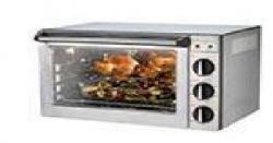 Waring WAWCO500EEX 7.4 A, Commercial Half Size Convection Oven, 1700 Watts Power 230 Volt/ 50 Hz
