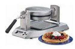 Waring WAWW150EEX 5.2 A, Commercial Belgian Waffle Maker 230 Volt/ 50 Hz