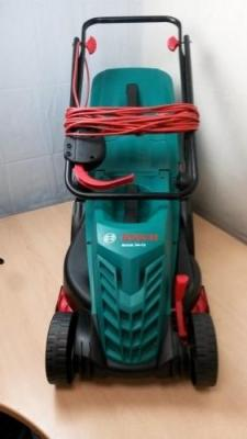 Bosch ROTAK34 Electric Rotary Lawn Mower 230 Volt/ 50 Hz