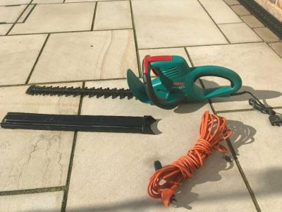 Bosch AHS48024T Electric Hedge Trimmer 230 Volt/ 50 Hz