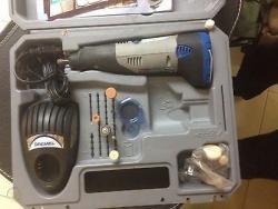 Dremel 8000 Cordless Rotary Tool 230-240 Volt/ 50-60 Hz