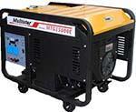 Multistar MTG15000E 9.5 KVA Gasoline Generator 230 Volt/ 50 Hz