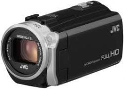 JVC Everio GZ-EX310BE Full HD Camcorder (PAL, Black) Pal Camcorder