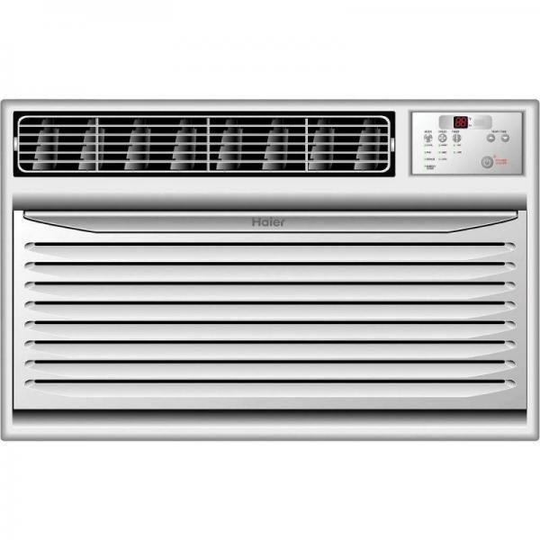 Haier htwr08xck 8 000 btu thru the wall air conditioner for 110 window unit air conditioner