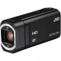 JVC Everio GZVX810BE Full HD Camcorder (PAL, Black)