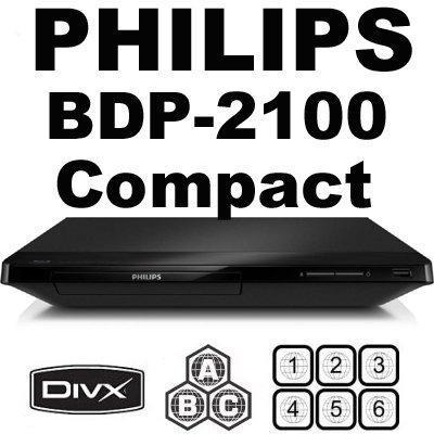 Philips bdp2100 f7 user manual