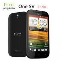 HTC One SVC520e 8GB White Factory UNLOCKED Smartphone (BLACK - WHITE)