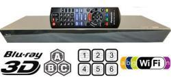 PANASONIC BDT330 2K/4K Smart Network All Region DVD Blu ray Player 2D/3D - 100-240V 50/60Hz