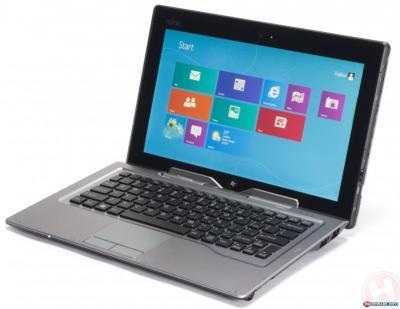 Fujitsu Stylistic Q702 Tablet PC - 3rd generation Intel Core i5-3217U 1.8GHz, 4GB DDR3, 64GB SSD, 11.6