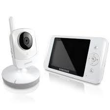 Samsung SEW3034 SmartView Video Baby Monitor 110 - 240 VOLTS