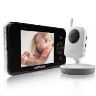 SAMSUNG SEW3037 Video Baby Monitor FOR 110 - 240 VOLTS