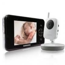 Samsung SEW3030 Video Baby Monitor FOR 110 - 240 VOLTS
