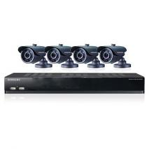 Samsung SDSV4041N 8ch Security Camera System 110 TO 240 VOLTS