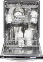 LG LDS5540WW Semi Integrated Dishwasher, Stainless Steel USA FACTORY REFURBISHED