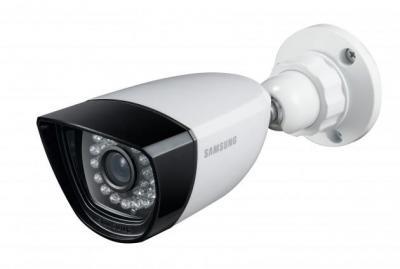 Samsung SDC5340BC Weatherproof Night Vision Camera BNC 110 - 240 VOLTS