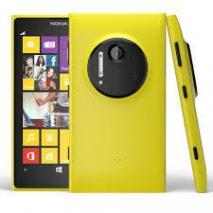 Nokia Lumia 1020 4G LTE 32GB Unlocked Phone Yellow (RM-875)