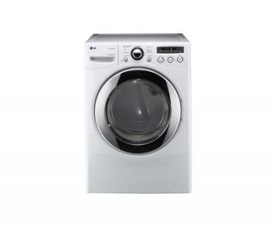 LG DLGX2651W 7.3 cu. ft. Ultra Large Capacity SteamDryer FACTORY REFURBISHED (ONLY FOR USA)
