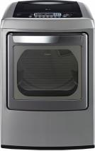 LG DLGY1202V 7.3 cu.ft. Ultra Large Capacity Gas Steam Dryer W/ Front Control FACTORY REFURBISHED (ONLY FOR USA)