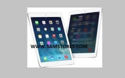 Apple iPad Air Wifi 128 GB SILVER & GRAY COLOR