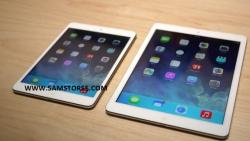 Apple iPad Air 4G LTE 32GB SILVER & GRAY COLOR