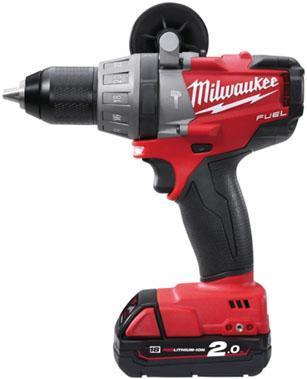 Milwaukee 18CP2 Compact Cordless Driver & Drill 220-240 Volt/ 50-60 Hz