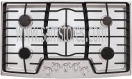 GE PGP990SENSS Profile Gas cooktop 2 elements 30 stainless steel with downdraft exhaust FACTORY REFURBISHED FOR USA