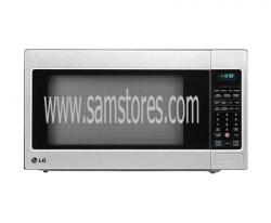 LG LCRT2010ST 2.0 cu. Ft. Countertop Microwave, Stainless Steel FACTORY REFURBISHED (FOR USA)