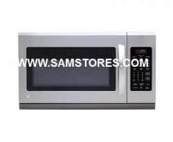 LG LMH2016ST 2.0 cu. ft. Over The Range Microwave, Stainless Steel .FACTORY REFURBISHED (FOR USA)