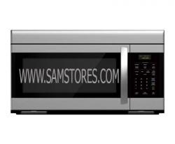 LG LMV1683ST 1.6 cu. ft. Over The Range Microwave, Stainless Steel FACTORY REFURBISHED (ONLY FOR USA)