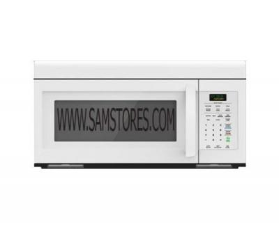 LG LMV1683SW 1.6 cu. ft. Over The Range Microwave, White FACTORY REFURBISHED (ONLY FOR USA)
