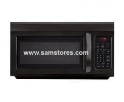LG LMV1814SB 1.8 cu. ft. Over The Range Microwave, Black FACTORY REFURBISHED (ONLY FOR USA)