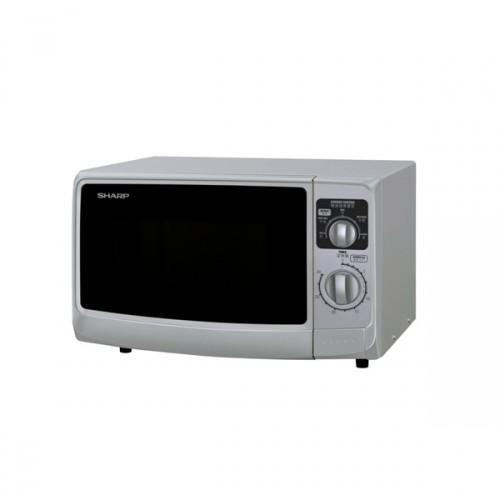 Sharp R 219 Microwave Oven White 220 Volts Not For Usa